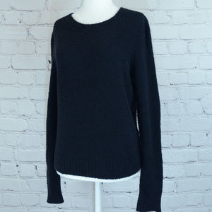NWT VINCE Boucle Knit Pullover Sweater - Na